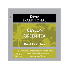 DILMAH EXCEPTIONAL CEYLON GREEN TEA
