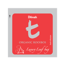 DILMAH EXCEPTIONAL ORGANIC ROOIBOS INFUSION