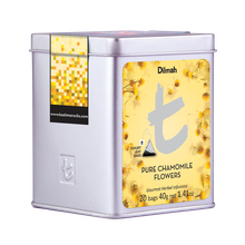DILMAH T-SERIES PURE CHAMOMILE FLOWERS INFUSION