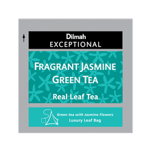 DILMAH EXCEPTIONAL FRAGRANT JASMINE GREEN TEA