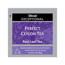 DILMAH EXCEPTIONAL PERFECT CEYLON TEA