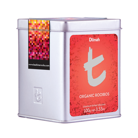 DILMAH T-SERIES ORGANIC ROOIBOS INFUSION